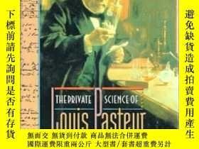 二手書博民逛書店The罕見Private Science of Louis Pa