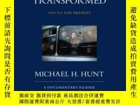二手書博民逛書店The罕見World Transformed, 1945 To The PresentY364682 Mich
