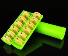 [協貿國際]  12軸主線盒錯位對開式圓形魚線盒