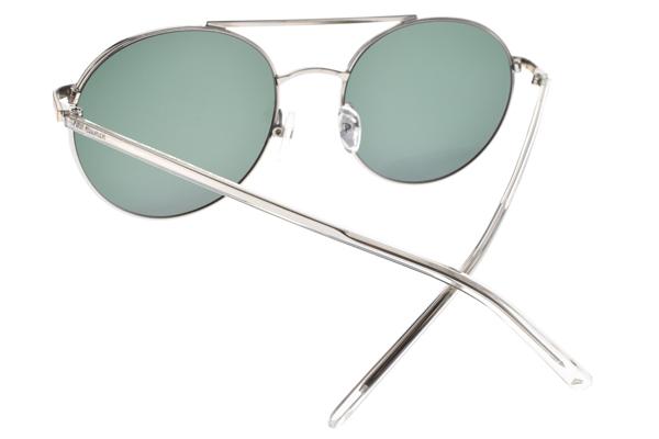 PAUL HUEMAN 水銀太陽眼鏡 PHS883D C02 (銀) 時尚飛官款 青水銀款 # 金橘眼鏡