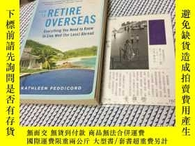 二手書博民逛書店英文原版罕見how to retire overseas : e