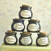 古陶瓷調味罐大號
