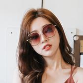 名媛款漸層棕小臉縷空大框墨鏡/太陽眼鏡-ASLLY濾藍光眼鏡-皮諾丘奇遇