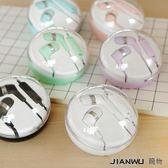 韓版創意可愛簡約入耳式耳機 手