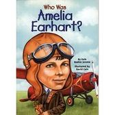 ~人物傳記~WHO WAS AMELIA EARHART