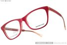 TOMMY HILFIGER 眼鏡 TH1234 1IN (透紅) 歐美名品活力簡約款 # 金橘眼鏡
