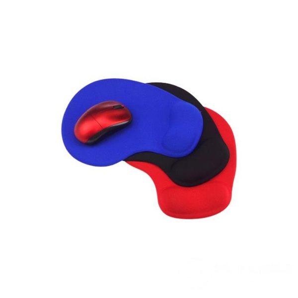 電腦滑鼠墊護腕托硅膠 可愛卡通純色護腕墊記憶棉手托手腕墊