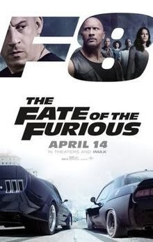 玩命關頭8 藍光BD 平裝版 The Fast and the Furious 8 免運 (音樂影片購)