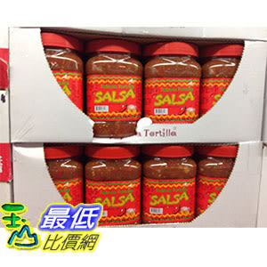 [COSCO代購] 需低溫配送無法超取 FABRICA SALSA 多提亞莎莎醬900克 _C31232