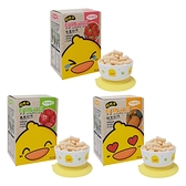 Piyo 黃色小鴨 有機米餅40g-草莓/蘋果/鳳梨【佳兒園婦幼館】