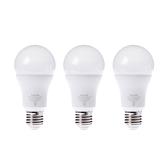 (組)飛利浦LED超極光球型燈泡10.5W白光 3入