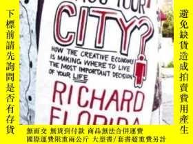 二手書博民逛書店Who s罕見Your City?Y362136 Richard Florida Vintage Canada