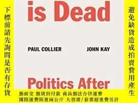 二手書博民逛書店Greed罕見Is DeadY346464 ISBN:9780241467954