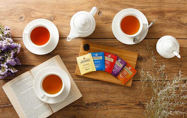 唐寧茶【Twinings】藝術家禮盒-經典紅茶系列 (48茶包)