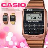CASIO CA-506C-5A 計算機電子錶 CA-506C-5ADF 現貨+排單 熱賣中!