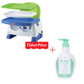 【奇買親子 網】費雪牌寶寶小餐椅台塑生醫Dr 39 s Formula 嬰幼童奶瓶洗潔劑罐裝1 罐