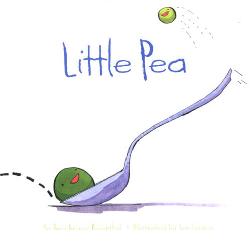 【麥克書店】LITTLE PEA  / 英文繪本