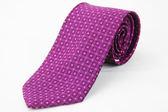 【Alpaca】紫色方格紋領帶