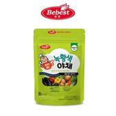 韓國 Bebest 貝思 寶寶蔬菜泥30g(黃綠蔬菜)[衛立兒生活館]