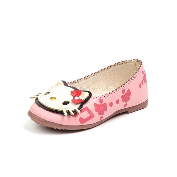 公主鞋春夏季女童鞋皮鞋中大童小女孩單兒童寶寶軟底豆豆鞋潮新品