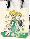 【震撼精品百貨】冰雪奇緣_Frozen~迪士尼公主系列肩背袋/環保袋-愛紗#27000