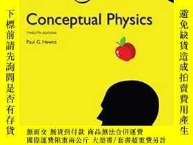 二手書博民逛書店Conceptual罕見PhysicsY335047 pears