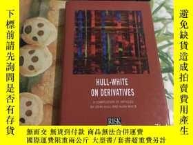 二手書博民逛書店Hull-White罕見On DerivativesY204356 Alan White; John Hull