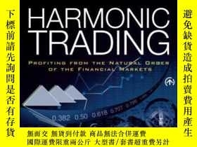 二手書博民逛書店Harmonic罕見Trading, Volume OneY255562 Scott M. Carney Ft