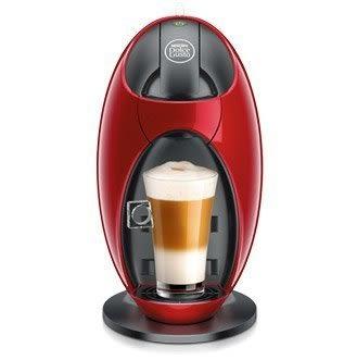 【吉米小舖】NESCAFE 雀巢咖啡Dolce Gusto 咖啡機 Jovia (櫻桃紅) NDG250 ~限宅配勿選超商取貨