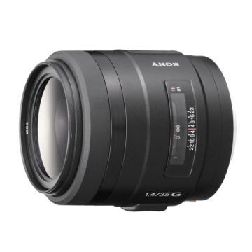 SONY G 鏡35mm F1.4 數位單眼相機鏡頭 SAL35F14G