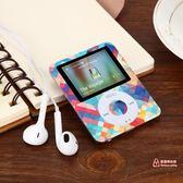 MP3 英語MP3超薄MP4播放器男女學生小蘋果mp6隨身聽錄音外放p3 6色