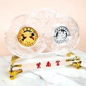 《新年求好運》正版紫南宮鼠年錢母 紫南宮委員提供 限量5組新年求財氣