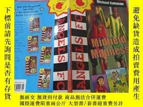 二手書博民逛書店Midfield罕見Madness:中場瘋狂Y200392