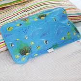 水枕頭冰枕頭冰墊冰涼枕頭充水夏季夏天降溫枕頭 成人單人  米娜小鋪 igo