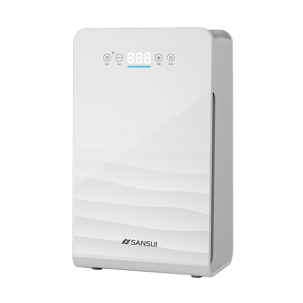 SANSUI山水智慧顯示空氣清淨機空氣清淨機SAP-5558