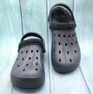 洞洞鞋 可拆棉套加絨洞洞鞋男士保暖春款防滑棉拖鞋外貿47大碼45透氣潮【快速出貨八折鉅惠】