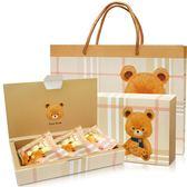 英國貝爾香氛3皂禮盒(含紙袋)2組