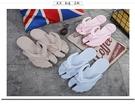 【人字拖鞋】居家.外出.旅行.出差 可摺疊式方便攜帶情侶拖鞋 防滑 按摩