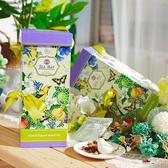 【B&G 德國農莊 Tea Bar】紫沐花境皇家禮盒
