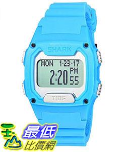 [106美國直購] Freestyle 手錶 Men s B01LZVTKYG Shark Quartz Plastic and Silicone Sport Watch Color:Blue (Model: 10025733)