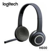 [富廉網] 羅技 Logitech H600 無線耳機麥克風
