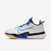 Nike Air Zoom Bb Nxt Ep [DB9991-100] 男鞋 運動 休閒 籃球 緩震 抓地力 白 藍