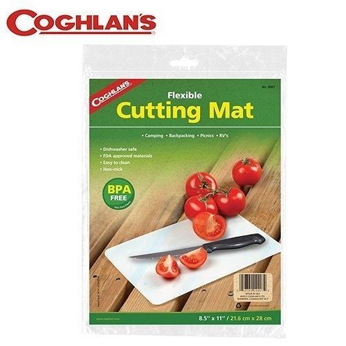 丹大戶外【Coghlans】加拿大 FLEXIBLE CUTTING MAT 輕量砧板 9907