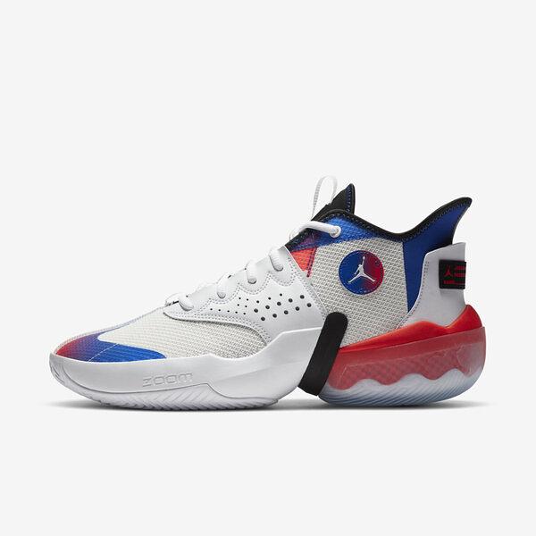 Nike Jordan React Elevation Pf [DC5188-102] 男鞋 運動 籃球 喬丹 穿搭 白