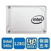 Intel 545s-SSDSC2KW128G8XT 128GB 2.5吋 固態硬碟