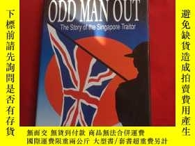 二手書博民逛書店ODD罕見MANOUT THE STORY OF THE SINGAPORE TRAITOR PETER ELPH
