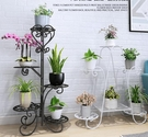 鐵藝綠蘿客廳花架置物架多層落地花盆架陽臺室內裝飾北歐式花架子 - 風尚3C