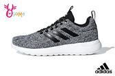 adidas LITE RACER CLN 成人女款 經典造型 輕量運動鞋 緩震慢跑鞋 Q9353#灰色◆OSOME奧森鞋業