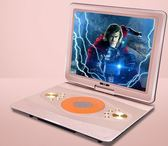 CD機 索愛 SA9018dvd影碟機家用便攜式帶電視光盤vcd播放機cd兒童evd 夢藝家