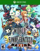X1 Final Fantasy 世界 Maxima(美版代購)